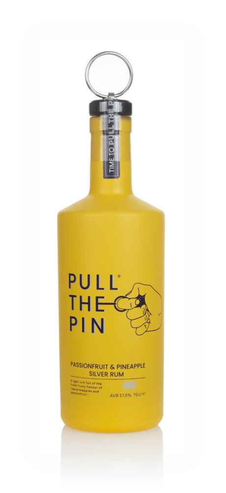 Pull The Pin Passion Fruit & Pineapple Rum