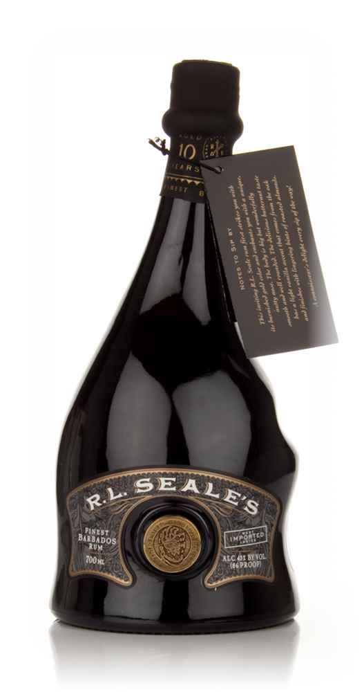 R L Seale's 10 Year Old (43%)