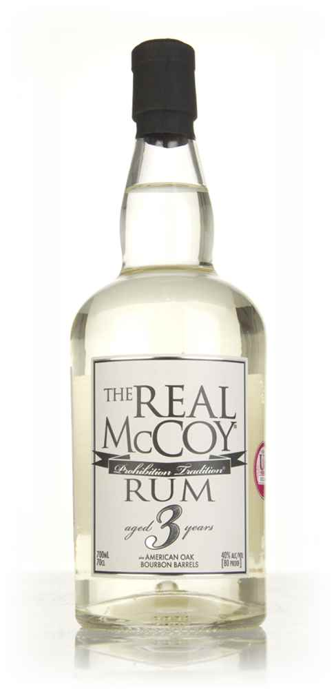 The Real McCoy 3 Year Old