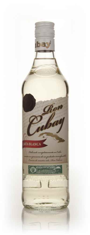 Ron Cubay 3 Year Old - Carta Blanca