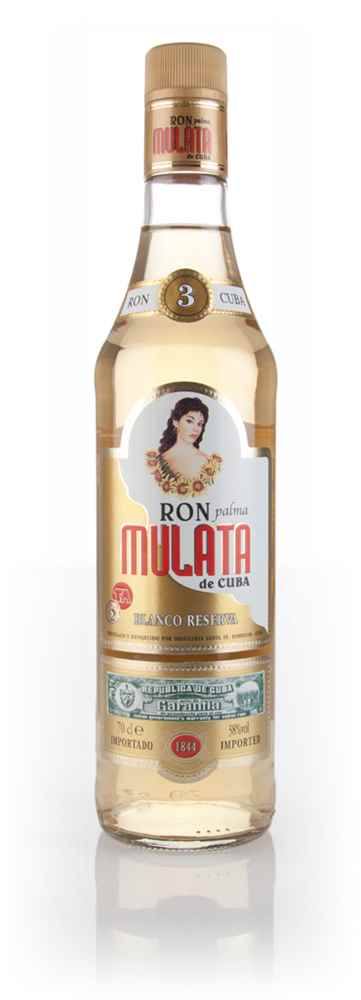 Ron Mulata Blanco Reserva 3 Year Old