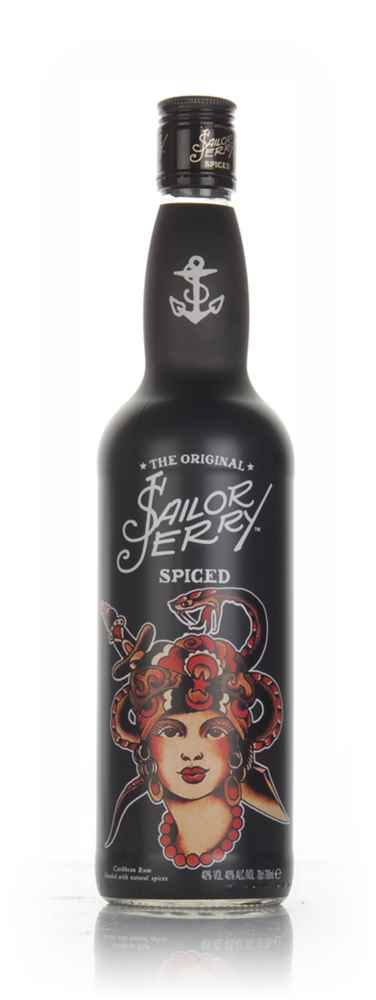 Sailor Jerry - Flash Art #1 (First Design)