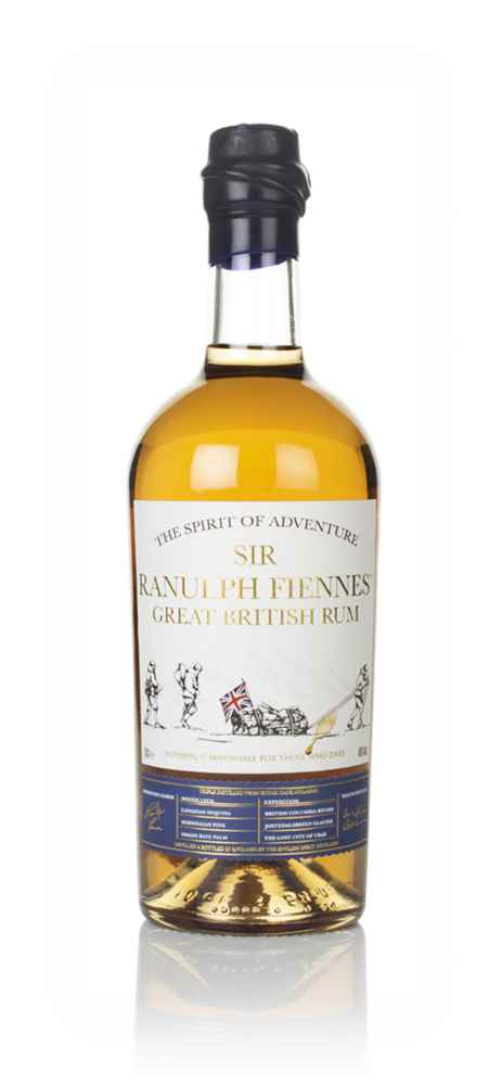 Sir Ranulph Fiennes' Great British Rum