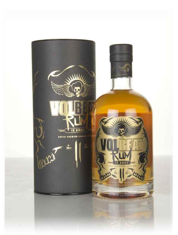 Volbeat 15 Year Old Rum