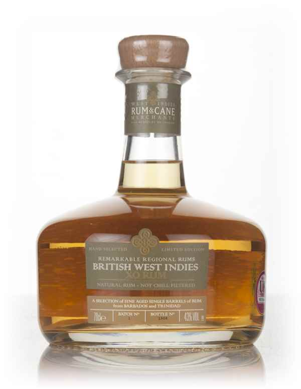 British West Indies - Remarkable Regional Rums (West Indies Rum & Cane Merchants)