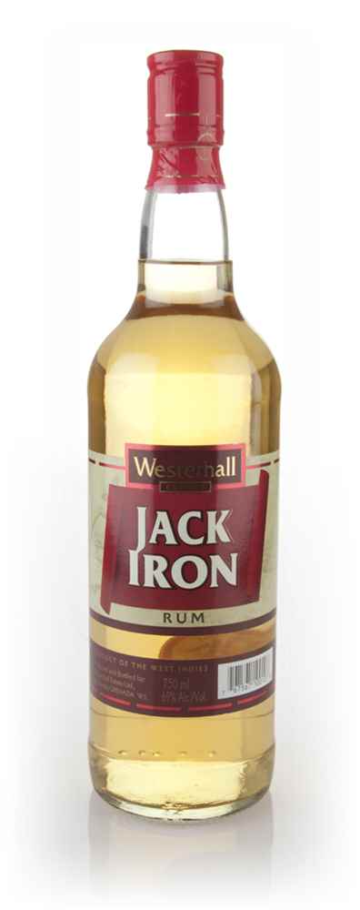 Westerhall Estate Jack Iron Rum (69%)