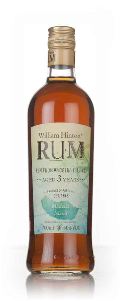William Hinton 3 Year Old Madeira Cask Matured