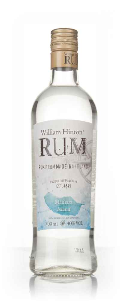 William Hinton Madeira White Rum