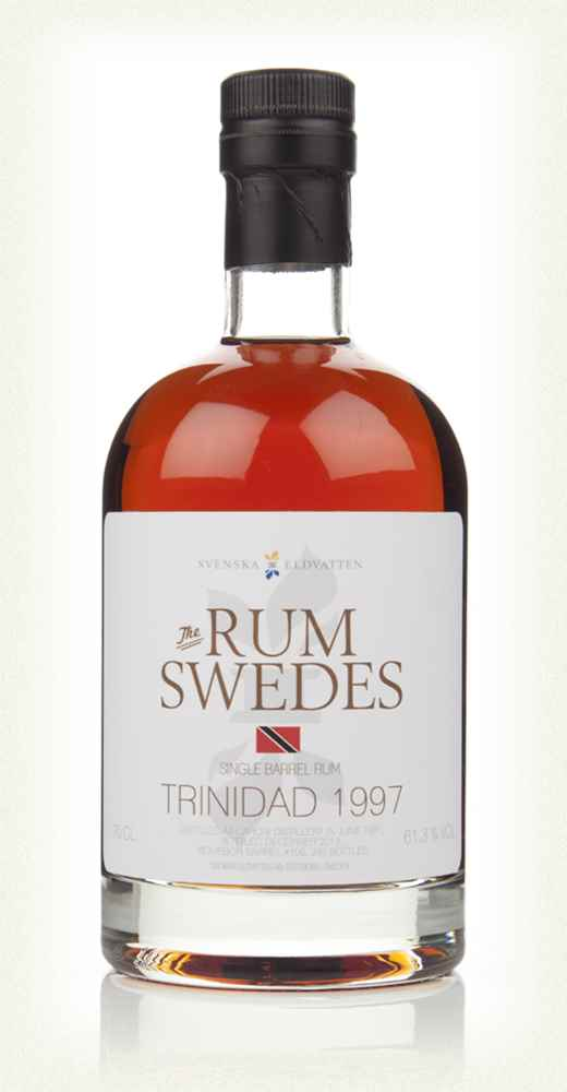 Caroni 1997 (cask 106) Trinidad Single Barrel Rum - The Rum Swedes (Svenska Eldvatten)