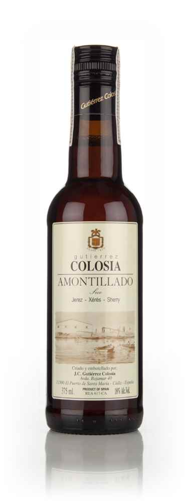 Colosia Amontillado Sherry (37.5cl)