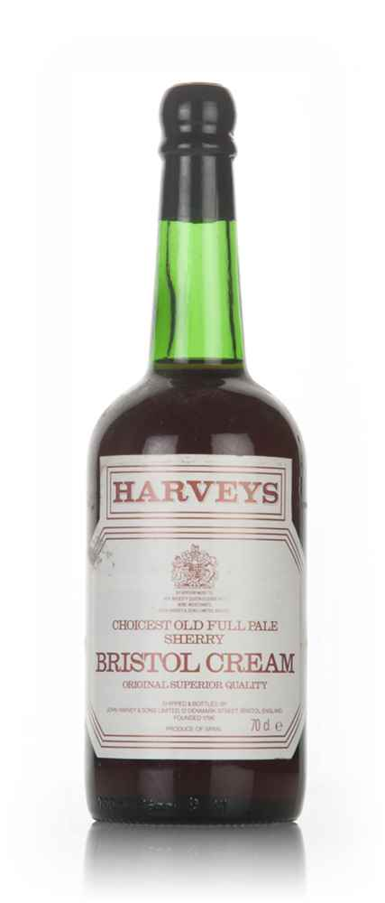 Harveys Bristol Cream - 1970s
