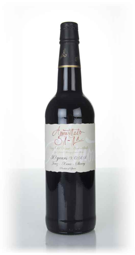 Osborne Very Old Rare Sherry 51-1a Amontillado