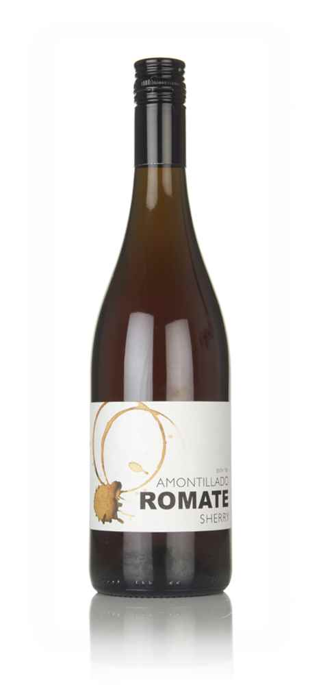 Sanchez Romate Amontillado Sherry