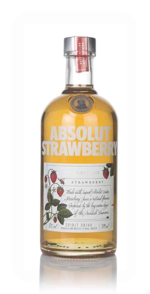 Absolut Strawberry - Juice Edition