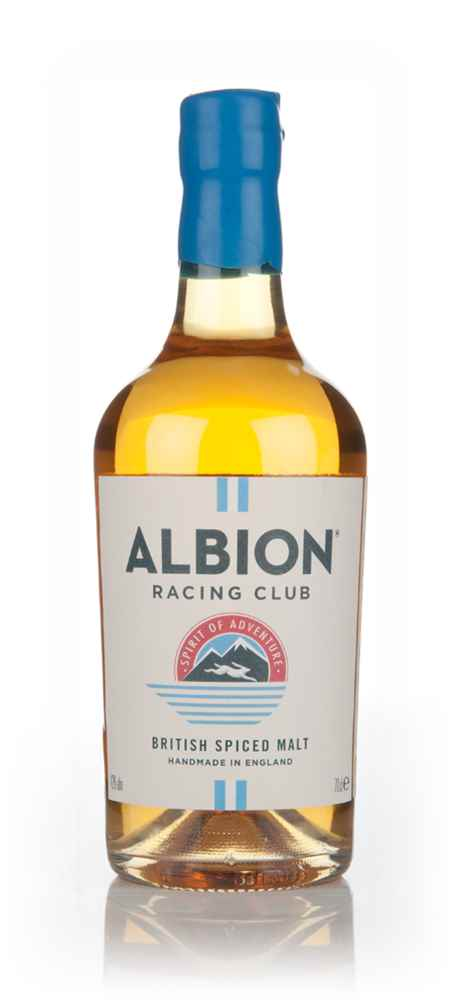 Albion Racing Club Spiced Malt