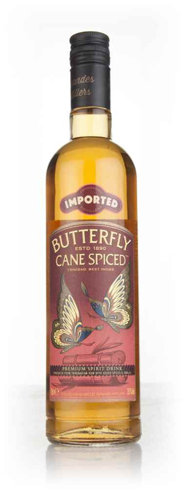 Butterfly Cane Spiced