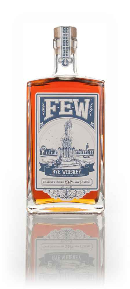 FEW Rye Cask Strength Single Barrel