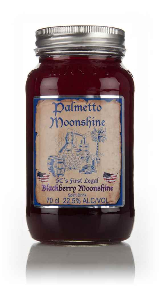 Palmetto Moonshine Blackberry