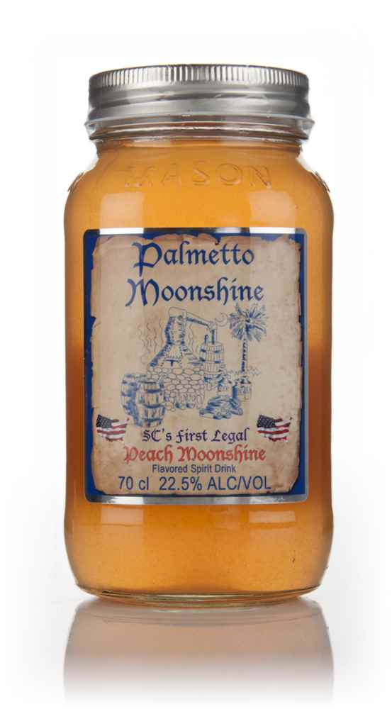 Palmetto Moonshine Peach