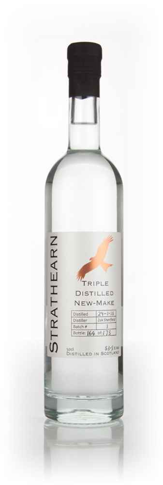 Strathearn Triple Distilled New-Make