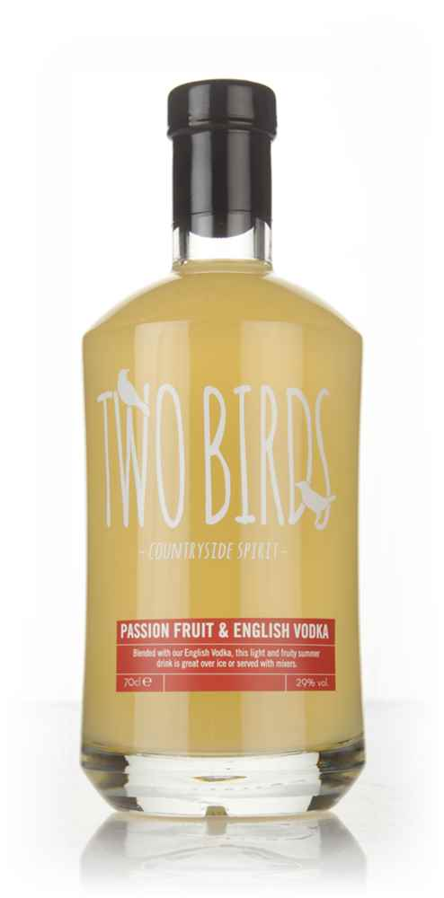 Two Birds Passion Fruit