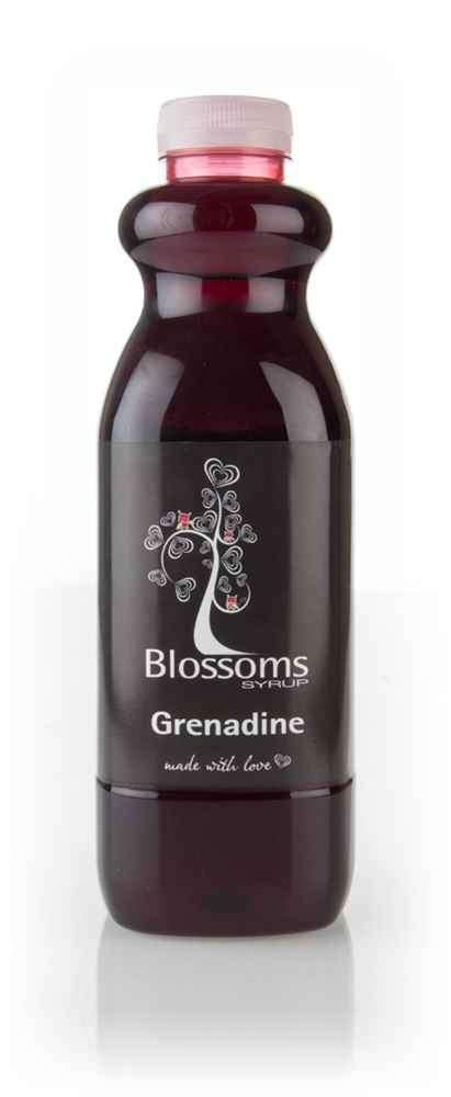Blossoms Grenadine Syrup 1l