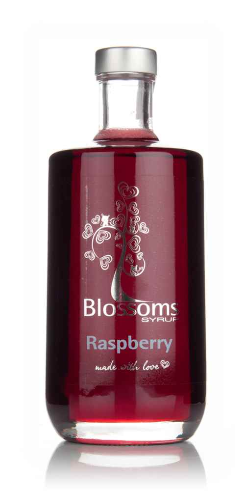 Blossoms Raspberry Syrup