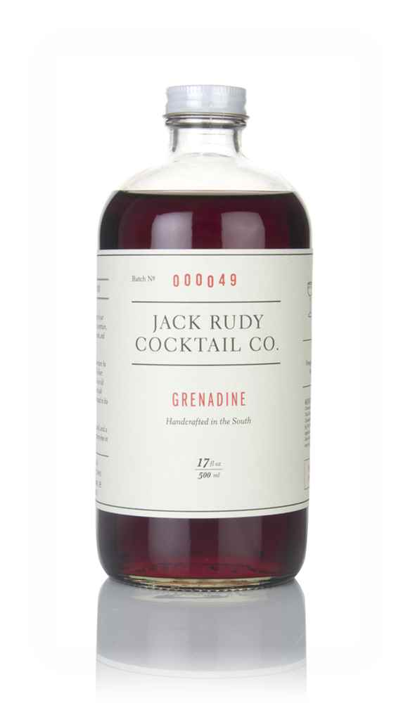 Jack Rudy Cocktail Co. Small Batch Grenadine