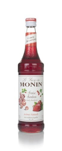 Monin Fraise Bonbon (Candy Strawberry) Syrup