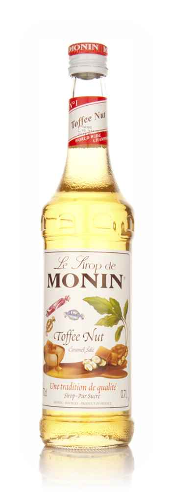 Monin Toffee Nut Syrup