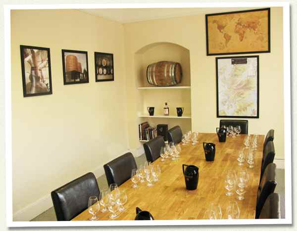 Champagne Pairing - Tasting with Master of Malt (7pm - 8:30pm 5th August 2011)