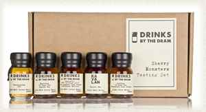 Lightly Peated Whisky Tasting Set