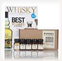 World Whiskies Awards 2016 Overall Winners Tasting Set