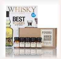 World Whiskies Awards 2016 Single Malt Whisky Winners Tasting Set