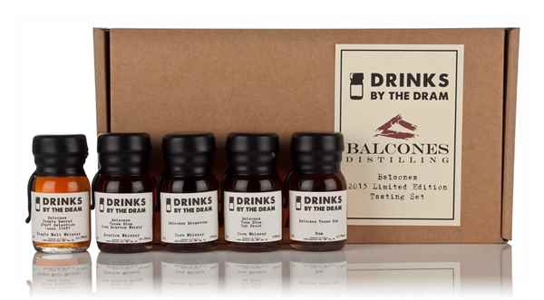 Balcones 2015 Limited Edition Tasting Set