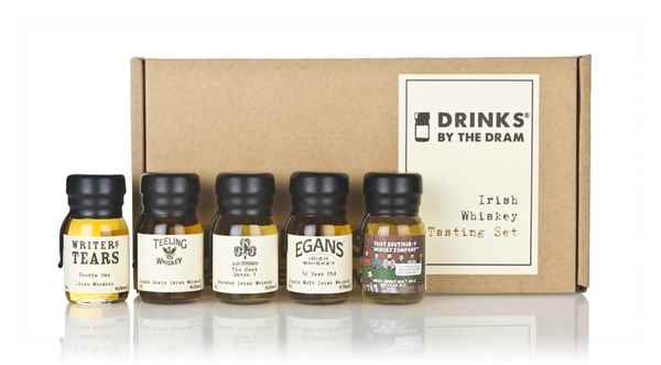 Irish Whiskey Tasting Set