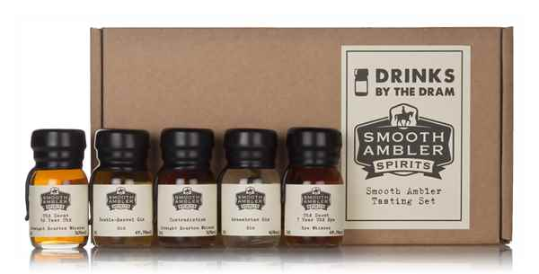 Smooth Ambler Spirits Tasting Set