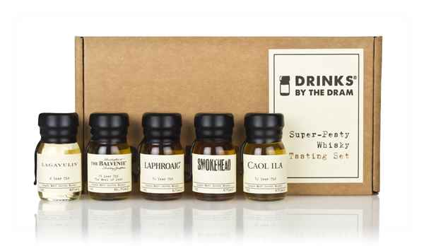 Super-Peaty Whisky Tasting Set