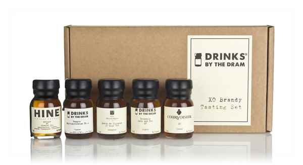XO Brandy Tasting Set