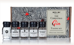 Christmas Gin Tasting Set
