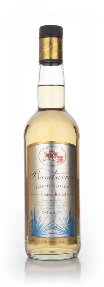 Bambarria Tequila Joven (Gold)