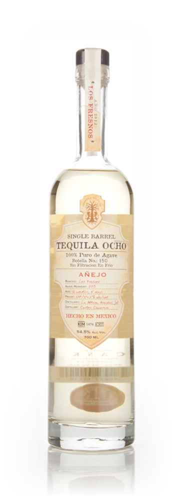 Ocho Single Barrel - Los Fresnos Añejo - 2013 Harvest