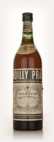 Noilly Prat Extra Dry Vermouth - 1960s