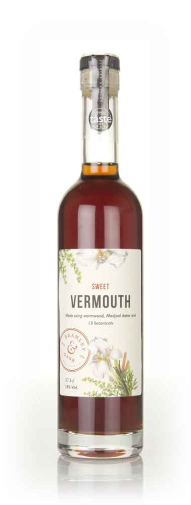 Bramley & Gage Sweet Vermouth (37.5cl)