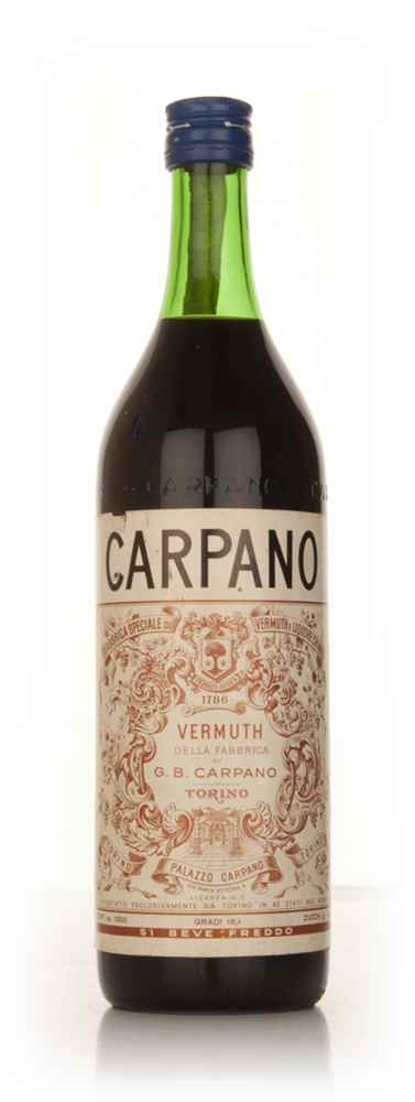 Carpano Vermouth - 1970s