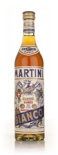 Martini Bianco - early 1980s