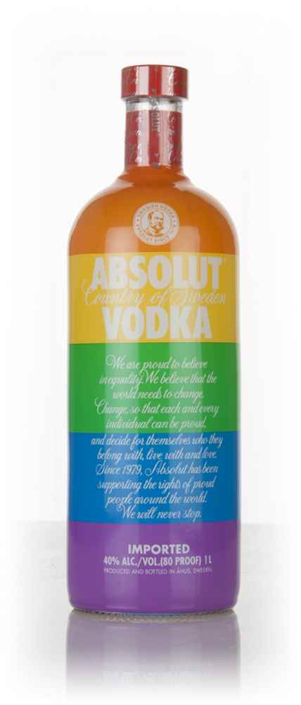 Absolut Colours Edition 1l