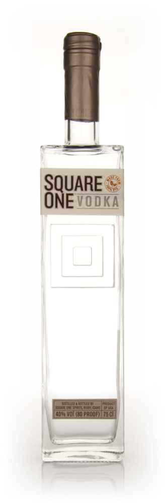 Square One Vodka