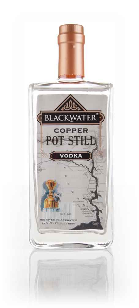 Blackwater Copper Pot Still Vodka