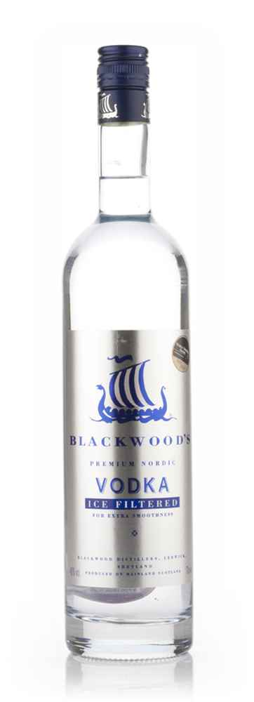 Blackwoods Shetland Vodka